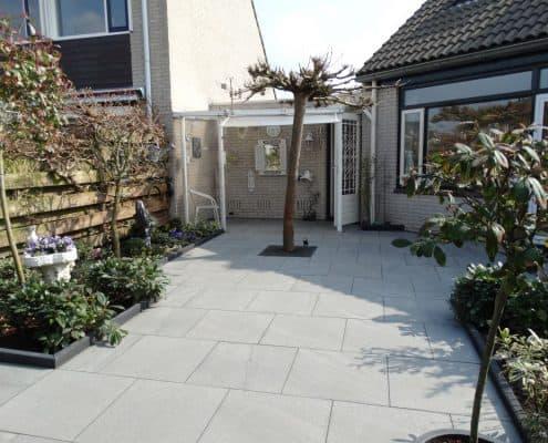 Projecttuin van Snijers tuinen in Kortenhoef